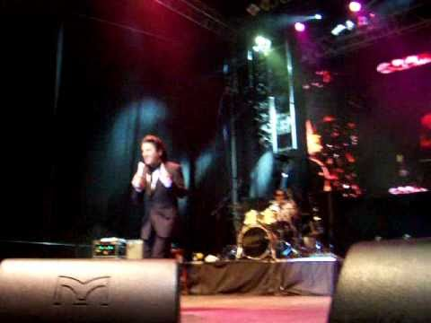 Thomas Anders Live in Debrecen, Hungary, 2010.11.20 Why Do You Cry and Geronimo's Cadillac