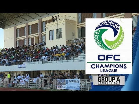 OFC CHAMPIONS LEAGUE 2018 | Group A - Nalkutan FC v Ba FC Highlights