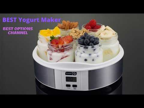 5 Best Yogurt Makers 2020 – TOP 5 from YouTube · Duration:  5 minutes 40 seconds