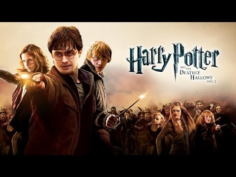 Harry Potter And The Deathly Hallows Part 2 All Cutscenes Cinematic (Full Game Movie)