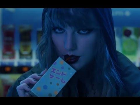 Taylor Swift - End Game ft. Ed Sheeran, Future - & Katy Perry (Lyrics vedio)