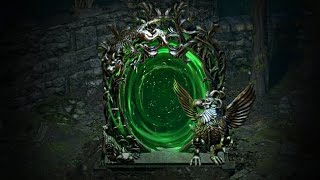 Path of Exile - Sovereign Portal Effect