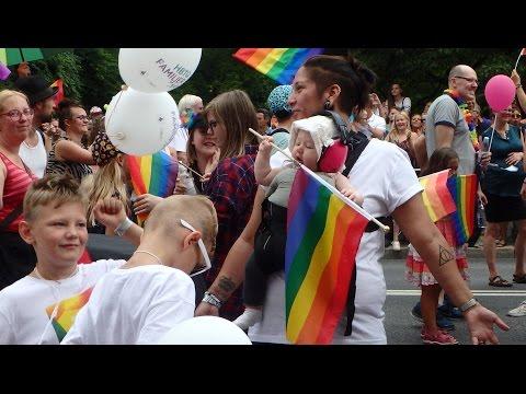 Stockholm Pride 2016 - Parade, Park & Parties