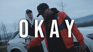 GIAJ FEAT. T.DANNY - OKAY | OFFICIAL MUSIC VIDEO |