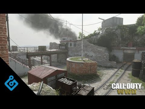 Exclusive Tour Of Call Of Duty: WWII's New Gibraltar Map