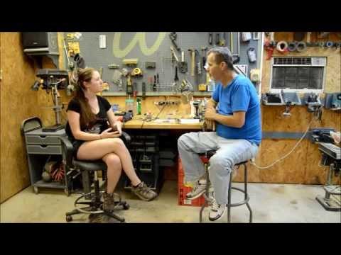 Download video: Wood Traveler meets April Wilkerson (interview)