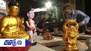 Về Bảo Hà, tìm hiểu bí ẩn làng nghề tạc tượng    VTC