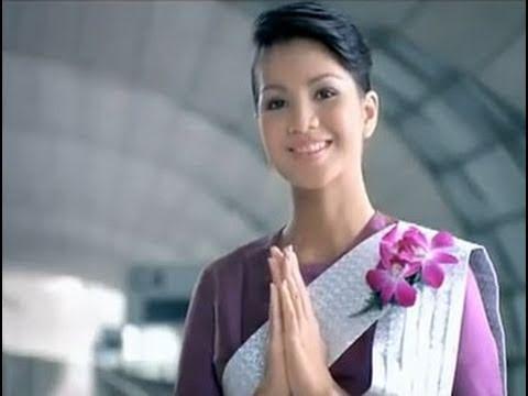 Thai Airways 50th Anniversary