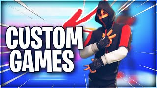 LIVE CUSTOM SPELEN MET KIJKERS| FORTNITE BATTLE ROYALE NL/BE| ROAD TO 2,2K SUBS(! Code ! Discord)