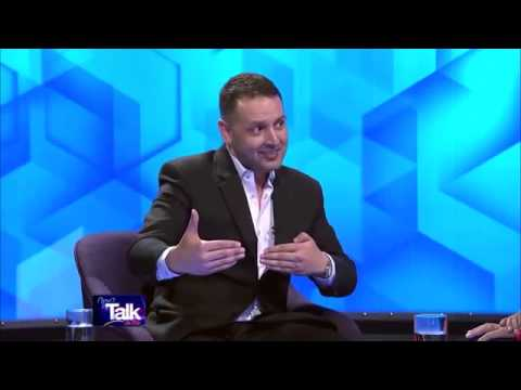 Stuart Jay Raj - National TV Ch3 'Why are kids failing at learning language?' EN Subs