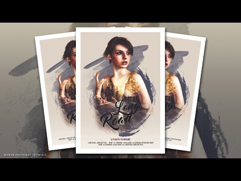 Photoshop Tutorial Concept Art Movie Poster