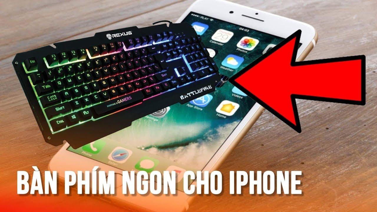 3 bàn phím gõ tiếng Việt chất lượng nhất cho iPhone – 3 best Keyboards on iPhone you must try!