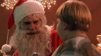 Bad Santa - Kids wishing