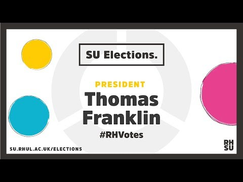 President Candidate - Thomas Franklin