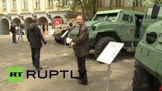 видео Музей пограничных войск в Москве