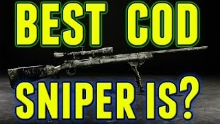 BEST SNIPER In Our COD / YOUTUBE Community Is? | Chaos