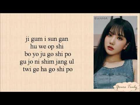 GFRIEND (여자친구) – Fever (열대야) Easy Lyrics