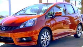 2012 Honda Fit Review SanTan Honda Superstore of Chandler