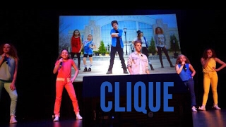 Video MattyB and the Haschak Sisters - Clique (Boston 2016) download MP3, 3GP, MP4, WEBM, AVI, FLV Agustus 2018