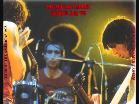 Rolling Stones   Live 1975   Detroit
