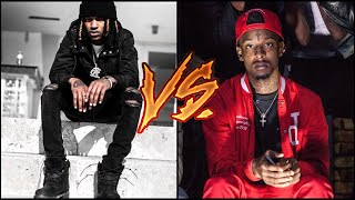 Black Disciple Rappers Vs. Blood Rappers