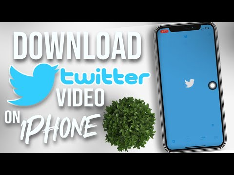 How to Download Video from Twitter on iPhone 2020