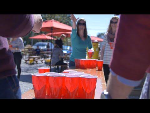 Hexcup™: Worlds Best Beer Pong Cup