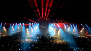 Qlimax 2011 Zany & The Pitcher feat. MC DV8 Intro 720P HD