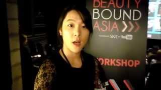Walk around Beauty Bound Asia in Seoul #beautybound [씬혜