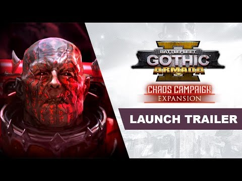 Battlefleet Gothic: Armada 2's new Chaos campaign is out today   PC Gamer