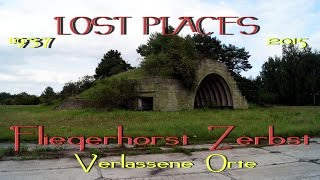 Цербст 126 ИАД/35 ИАП - Impressionen Fliegerhorst Zerbst - Lost Places 236 / 2015