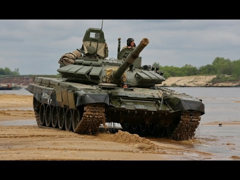 Покатушки на танке (ARMORED WARFARE 1917)