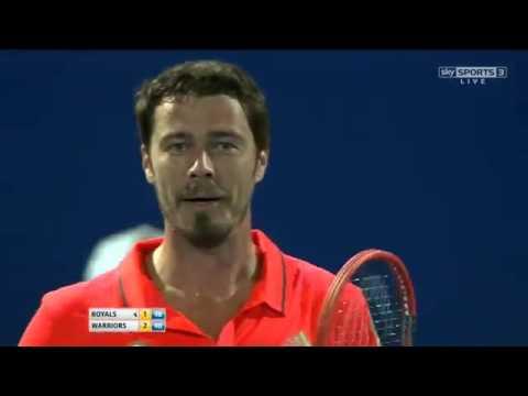 [HD] Goran Ivanisevic vs Marat Safin FULL MATCH IPTL Dubai 2015