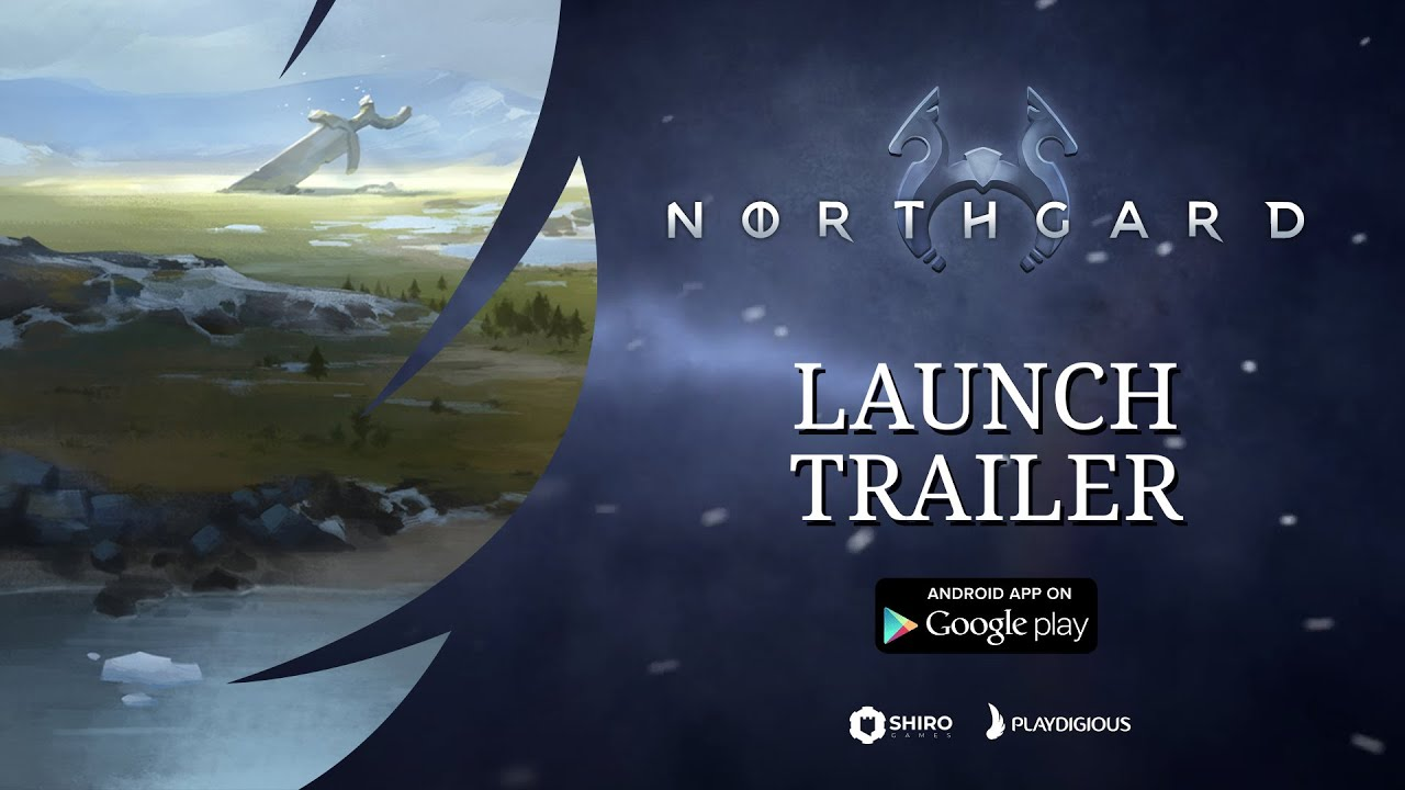 Northgard - Android Launch Trailer