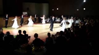 """Ieskats šovā """"Romantiskās pavasara dejas"""" 22.03.2014."""