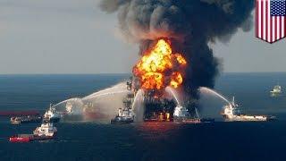 Productos químicos rociados en derrame de petróleo de BP no resolvieron por completo el problema