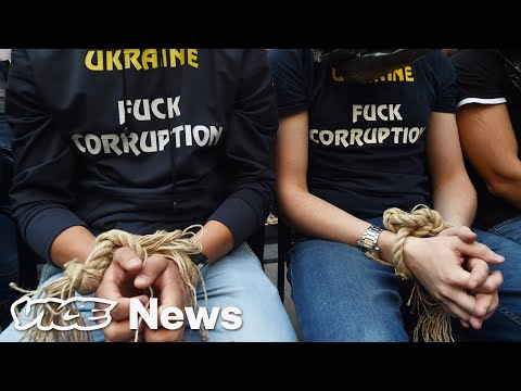 How Trump Got On the Wrong Side of Ukraine's Anti-Corruption Fight