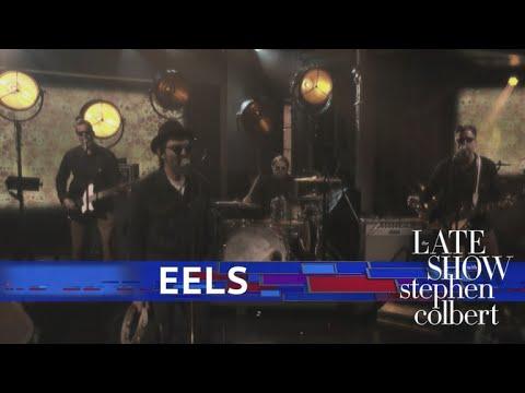 EELS Perform 'Bone Dry'