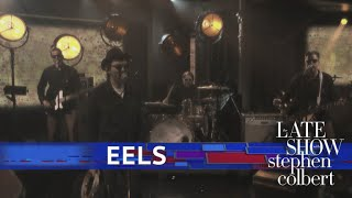 EELS Perform 'Bone Dry'