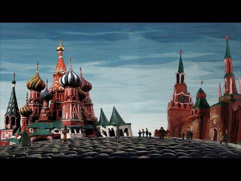Мультфильм народы россии