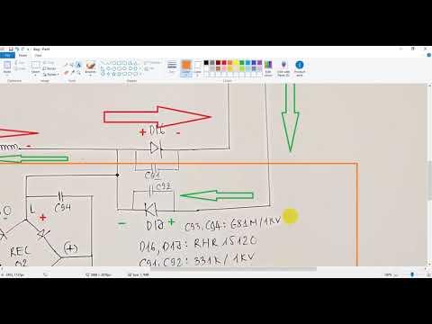 ups santak circuit diagram nguyên lý hoạt động ups santak