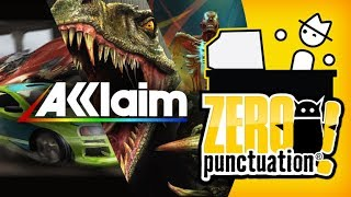 Acclaim Entertainment 'Hall of Shame' (Zero Punctuation)