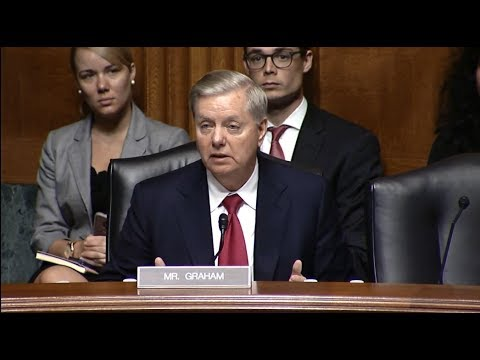 Graham Questions at Judiciary Hearing on Special Counsel Legislation