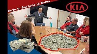 Keys to Success in Sales