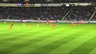 Alejandro Bedoya - Rangers Vs Dundee Utd (SPL) 2nd May 2012