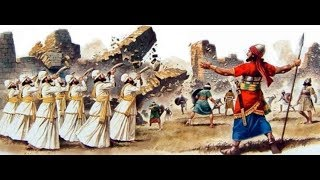 Joshua and the battle Of Jericho : Best Bible Documentary