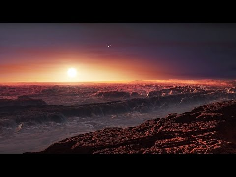 New planet 'could be another Earth just on our doorstep' – astronomer