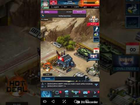 Mobile Strike Super Secret Game Play