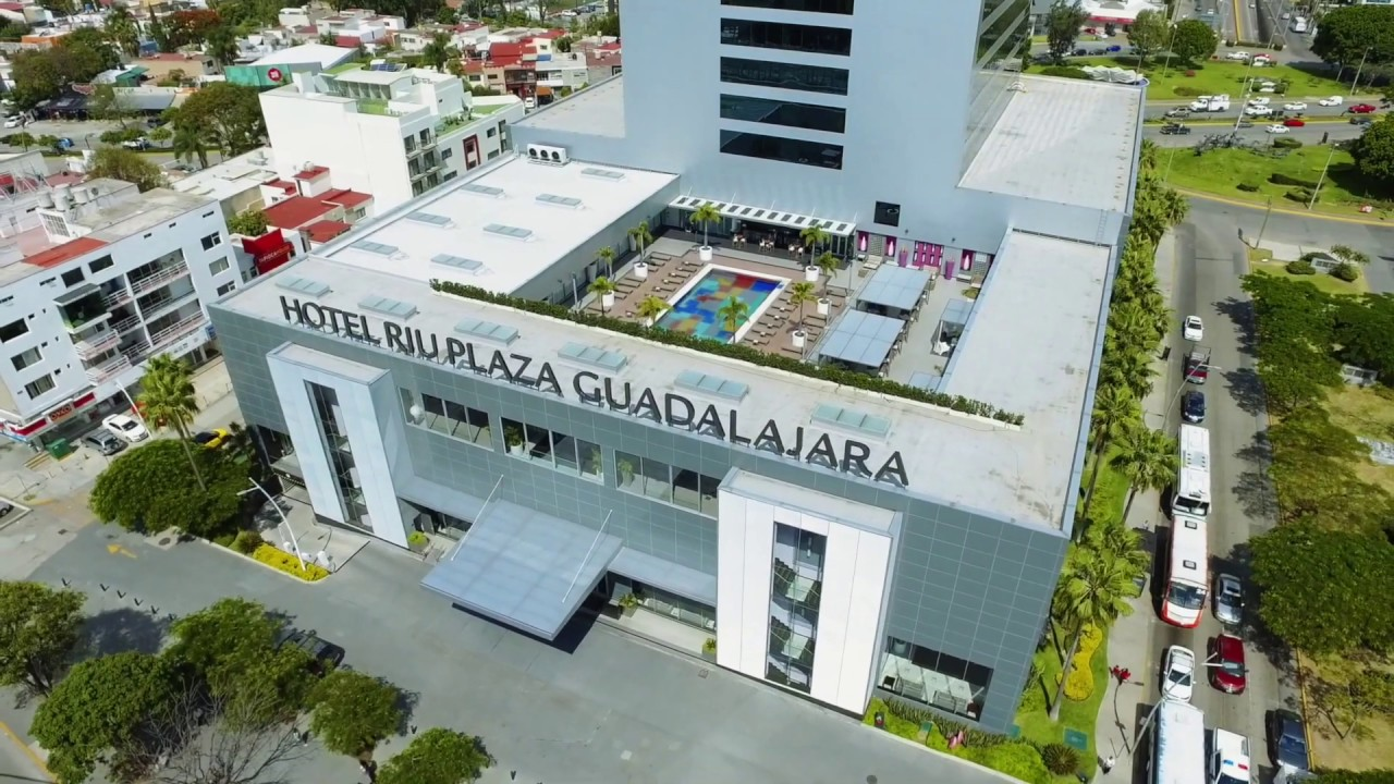 Hotel Riu Plaza Guadalajara | RIU Hotels & Resorts