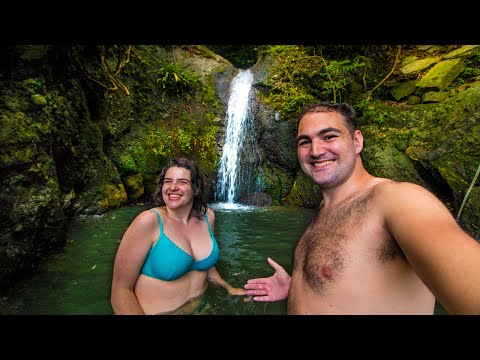 Exploring Jungle Waterfalls In Kenting National Park! (Taiwan Vlog)